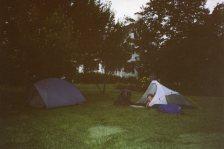Waking up in a random yard near Hanover, NH