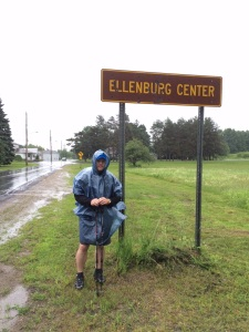 Start of a wet Journey!
