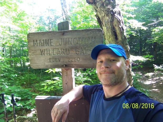 Long Trail 8/8: Sunrise Shelter 19.2Miles