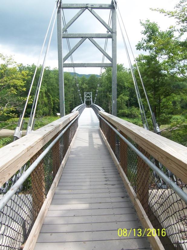 Long Trail: 8/12 Buchanan Lodge 19.0Miles